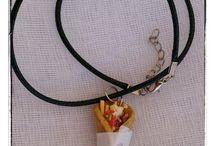 AKOU Crafts / Χειροποίητα κοσμήματα από πολυμερικό πηλό