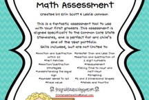 1st Grade Common Core Math / by Melissa Boyd