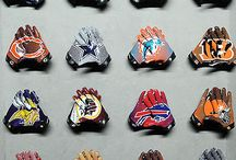Football gloves / by Cole Comegna