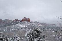 Sedona Views / Images of beautiful spots in and around Sedona Arizona