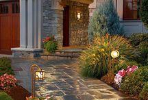 Outdoor lighting - Zahradní svítidla
