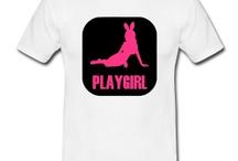 tee shirt Playgirl / http://legiux.spreadshirt.fr/playgirl-t-shirt-I15152149