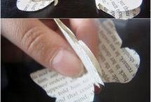 Papierarbeiten