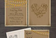 Wedding - Invites / wedding stationary
