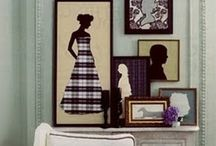 I CaN MaKe Th@t! / Pinterest has just a never-ending plethora of great crafty ideas.  Sometimes they don't have tutorials but the picture alone is inspiration to give it a try! / by Leah Alanis