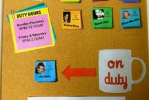 Desk Manager Ideas / by Lauren Johnson