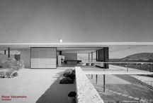 Architecture / architecture contemporaine - lignes - courbes - élégance