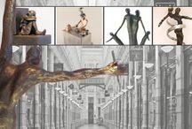 Kunst folders / Kunstfolders