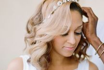 Bride hair ♡