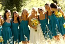 Wedding Themes - Yellow / Teal