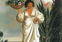 1717 ⁞ Albert Eckhout / Dutch painter (1610 - 1665)