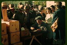 Great Depression Food History