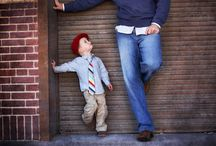 Father & sons / Father & sons  / by Lisa Bromley Heise