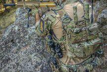 Taktické vybavení
