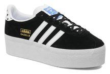 Platform Sneaker / Platform & Wedge Sneaker