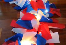 Patriotic Crafts and Decorations / by Katie Drane (Fun Home Things)