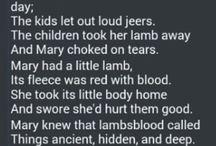 Poems/Songs