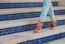 Omani Princess: Arabian stairs