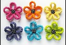 Crochet: flowers & appliques