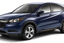 HR-V Obsession / The new 2017 HR-V Crossover: it's as fun to drive, as it is to look at.
