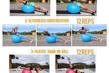 fitness / Body works