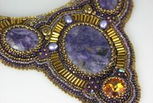 Bead Embroidery / by Cathy Abbey