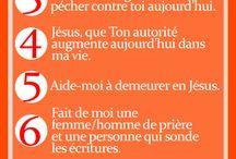 Dieu en Français / L'étude de la Bible en français
