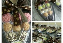 Nyce Doces Gourmet / Neste espaço vou colocar algumas de minhas atividades com doces, como: Brigadeiro Gourmet, Pirulitos, Doces Gourmet, Bolos e outros.. #NyceDocesGourmet #Adoro doces #Brigadeiro