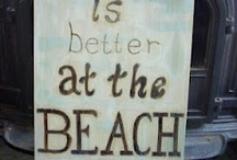 Beach decor / by Laura Anderson