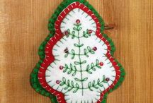 Tvoření - vánoce a zima