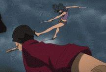 anime gif action
