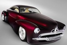 Hot Rods / Some of the coolest and most creative works of art on the street today