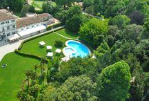 Room & Suite of Hotel Villa Condulmer / Luxury rooms and suite of Villa Condulmer.