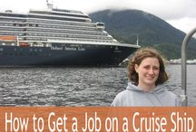 Cruise Ship Life / Love cruising? Ever worked on a ship? This board is all about #shiplife, #cruises and #traveltips