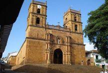 Barichara balconcito del cielo / Conoce un poco más el pueblo más lindo de Colombia.  Natalia Silva, Natalia Vesga. Estudiantes de turismo 9°