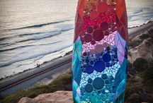 Upcycled surfboard ideas