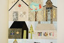Quilt houses