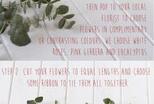 Secret messages for my loved one / Clever gifting, flower alternatives, secret messages and tokens of love