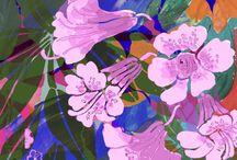 Art/ilustration/patterns