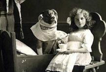 Dogs: Vintage Photos & Stuff / by Brandie Brashier
