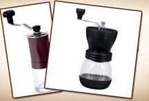 Kyocera Coffee Grinders / Reviews of the best Kyocera coffee grinders, as well as getting to know the company who builds them a bit better.