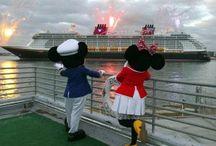 Disney cruze Line