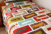 Patchwork / Wall-hanging, quilt