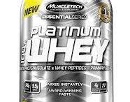 Muscletech Platinum 100% Whey 2lbs