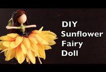 13. diy's dolls