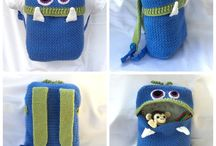 Çanta crochet