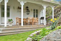veranda hus