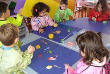 çocuklarla birlikte / okul etkinlikleri