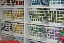 Quilting storage / by Quilt Baby
