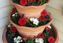 Kvety dekoracia